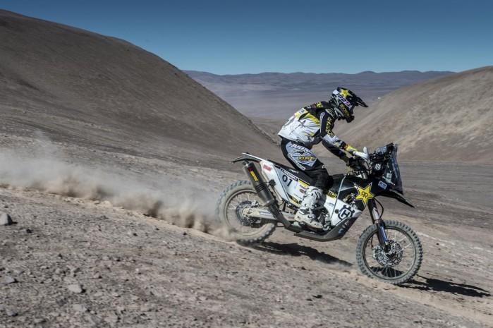 Pablo Quintanilla Atacama Rally 2017