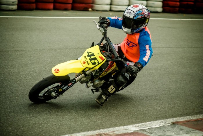 IV runda zawod lw supermoto Pit Bike 2017 02