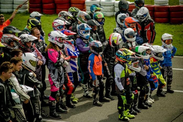 IV runda zawod lw supermoto Pit Bike 2017 09