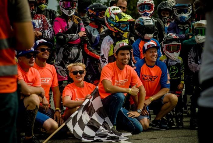IV runda zawod lw supermoto Pit Bike 2017 10