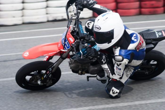 IV runda zawod lw supermoto Pit Bike 2017 11