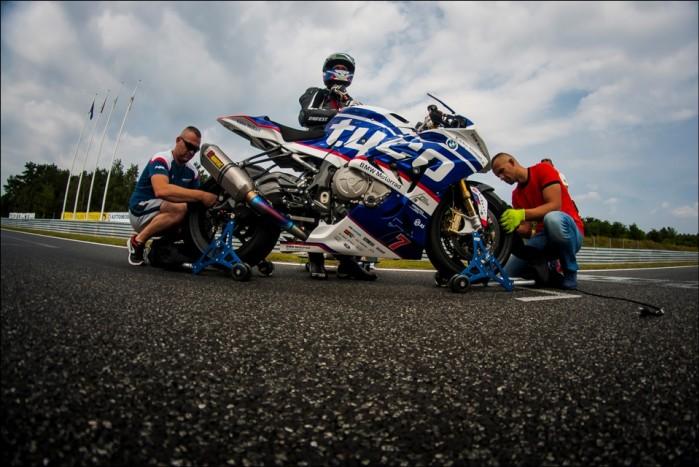 motocykl wyscigowy wmmp