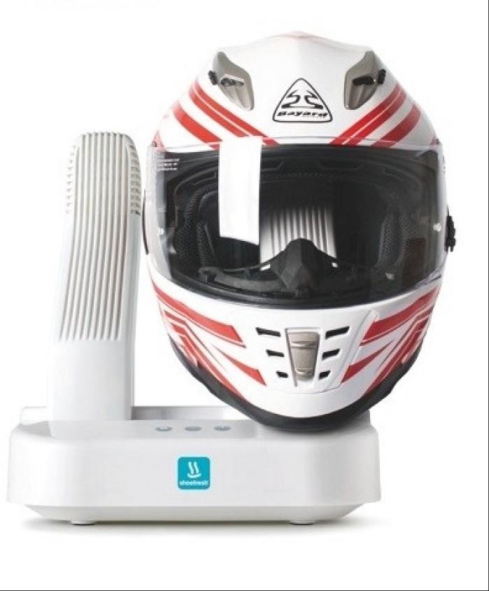 ShoeFresh urzadzenie do suszenia i dezynfekcji akcesoriow motocyklowych