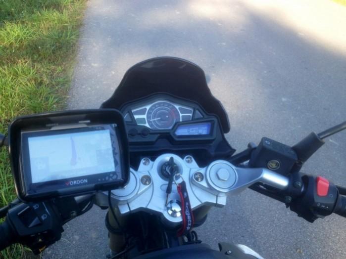 nawigacja motocyklowa vordon