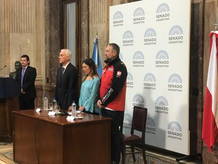Rafal Sonik Argentyna