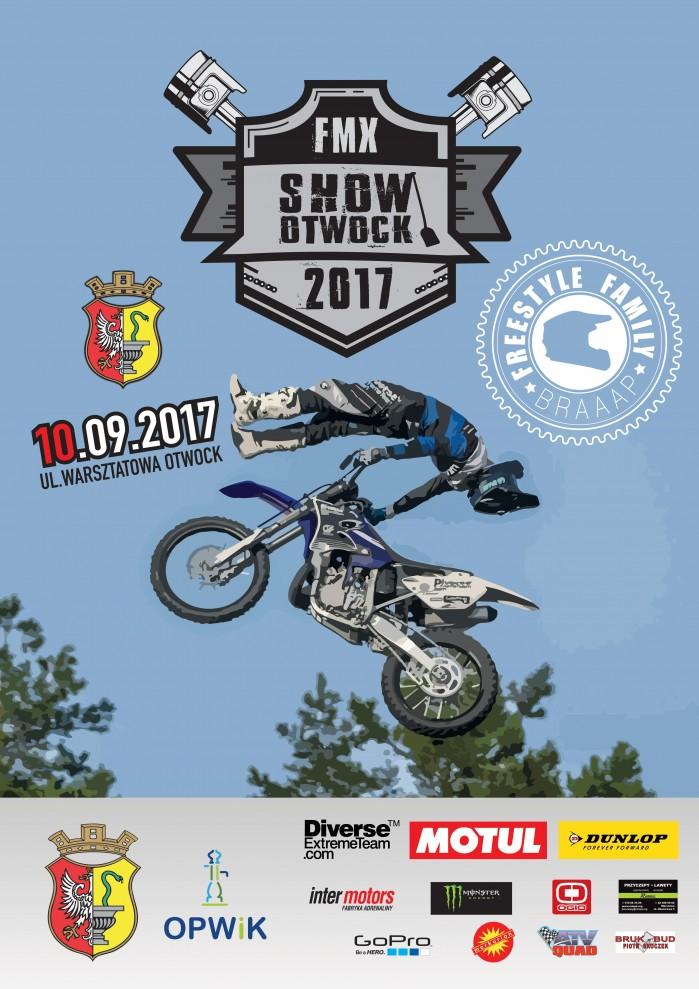 FMX SHOW 2017 plakat web