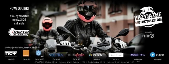 przyjazne motocyklistom