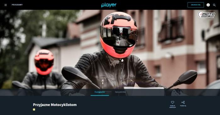 przyjazne motocyklistom Player
