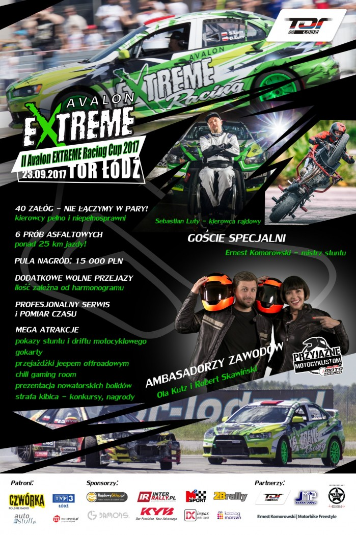 II Avalon EXTREME Racing Cup 2017