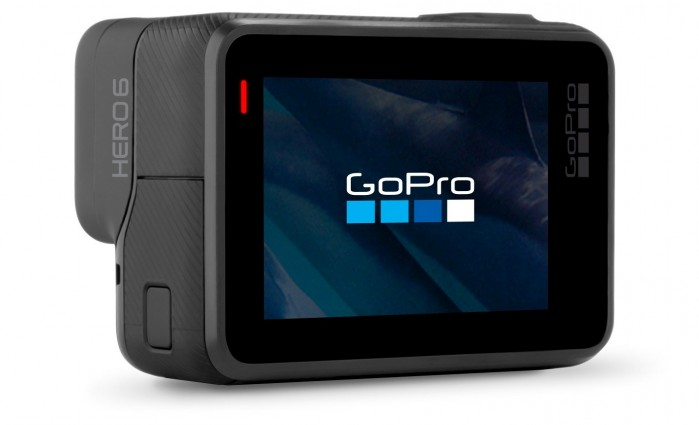 GoPro HERO6 Black tyl