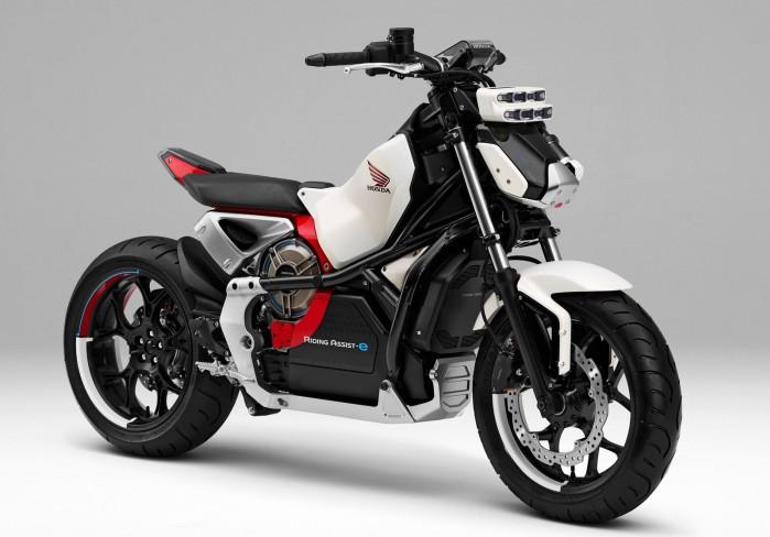 Honda Riding Assist e Concept 2017