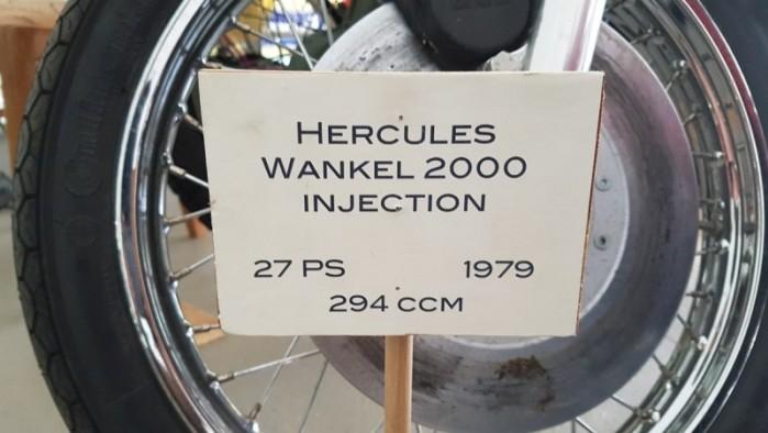 Hercules W 2000 294ccm