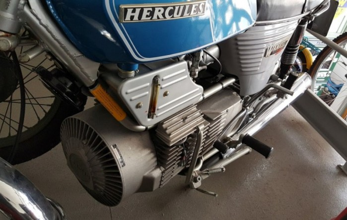 Hercules W 2000 8