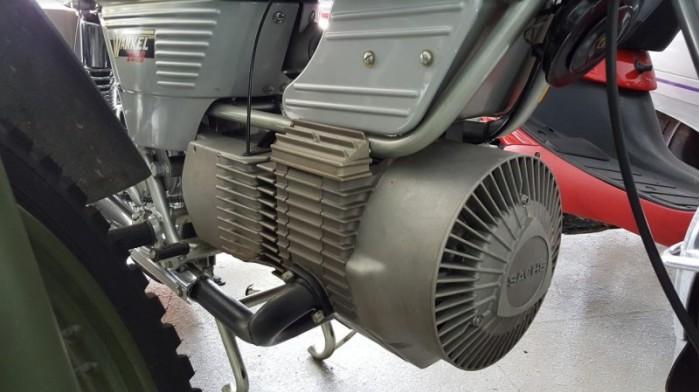 Silnik rotacyjny Hercules W 2000