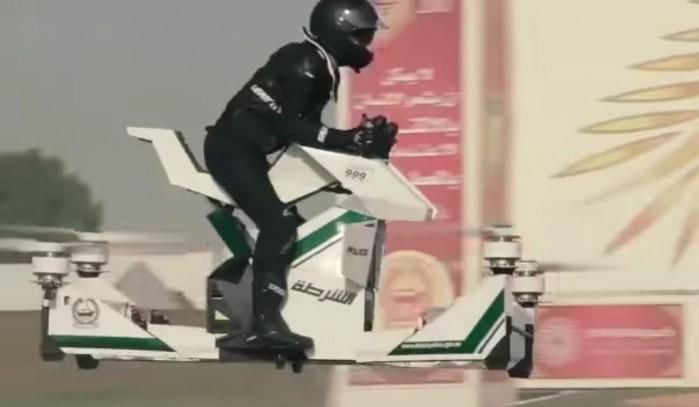 Policyjny Dron Dubai