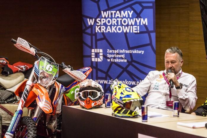 Konferencja Prasowa Super Enduro Krakow 2017 08