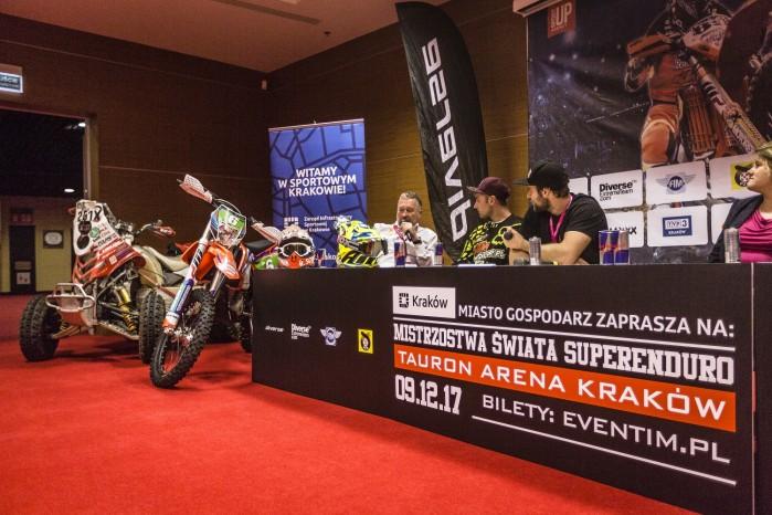 Konferencja Prasowa Super Enduro Krakow 2017 09