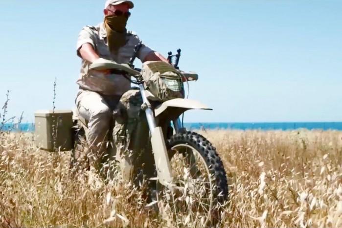 Kalasznikow motocykl