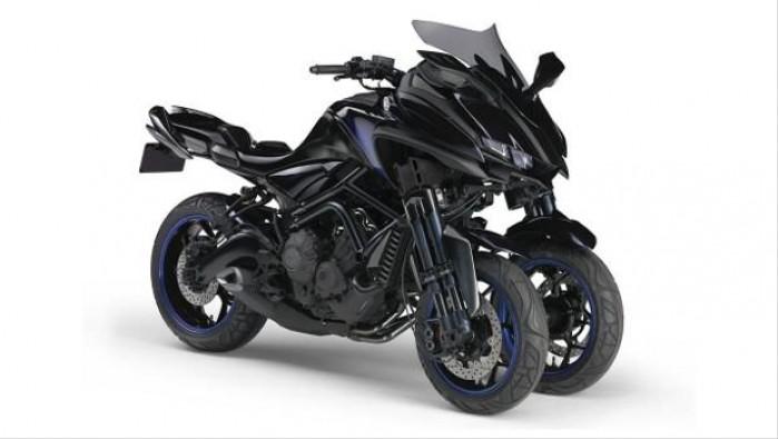 Yamaha Concept MWT 9 2016