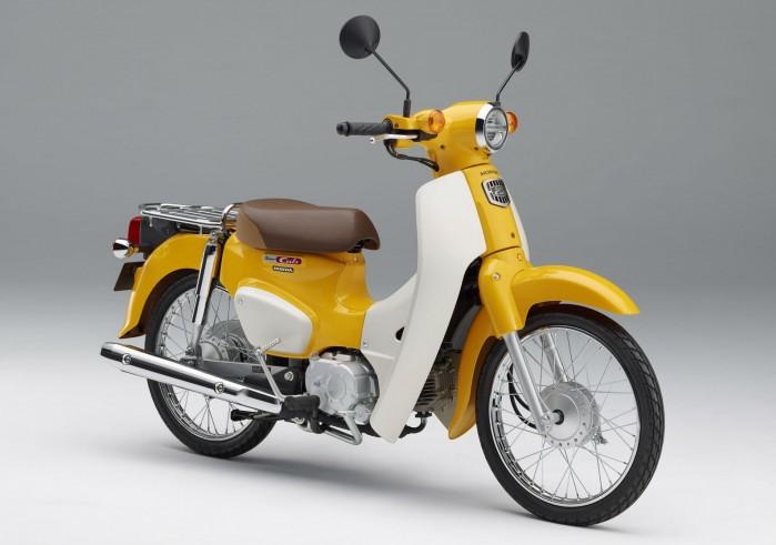 Honda Super Cub zolta