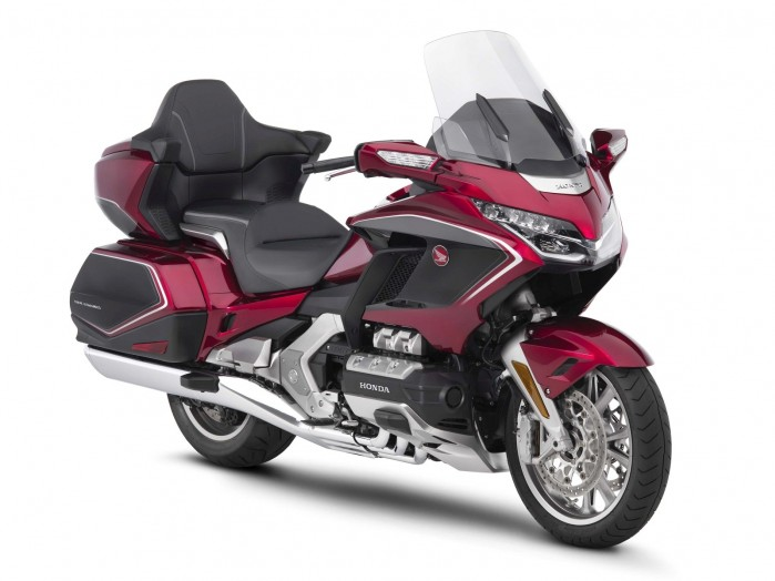 Honda GL1800 Gold Wing 2018 00