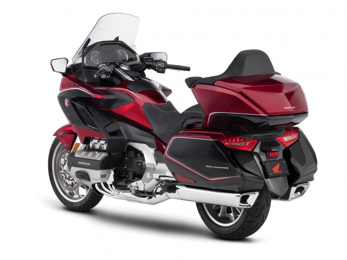 Honda GL1800 Gold Wing 2018 01