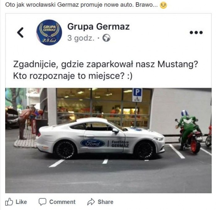 Mustang Germaz
