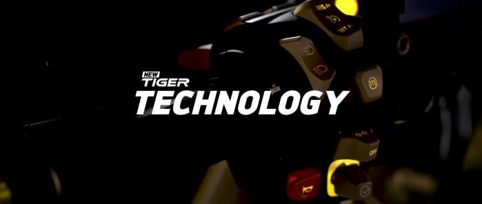 2018 Triumph Tiger