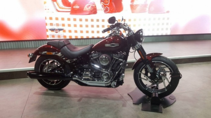 Harley Davidson Sport Glide Eicma