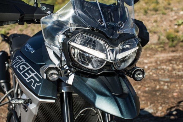 Details and Features Tiger 800 XCA 10