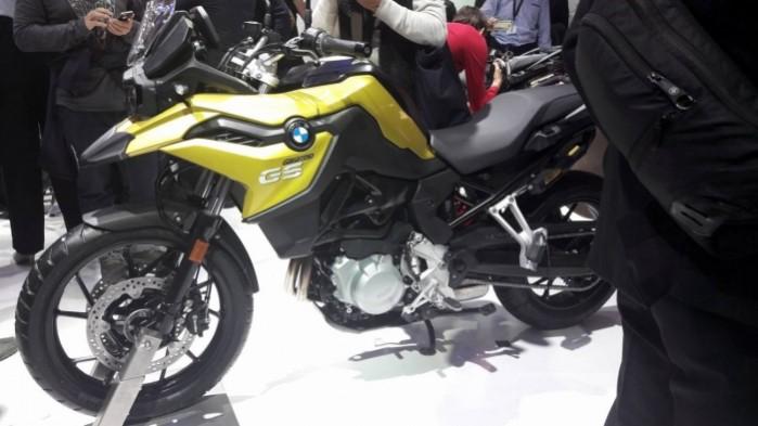 BMW F750GS 2018