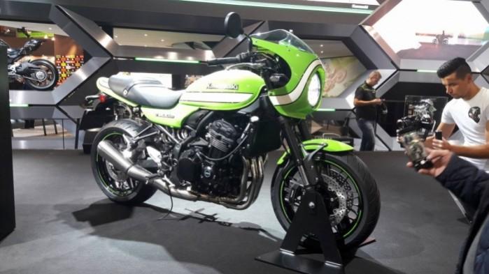 Kawasaki z900rs 2018 Eicma