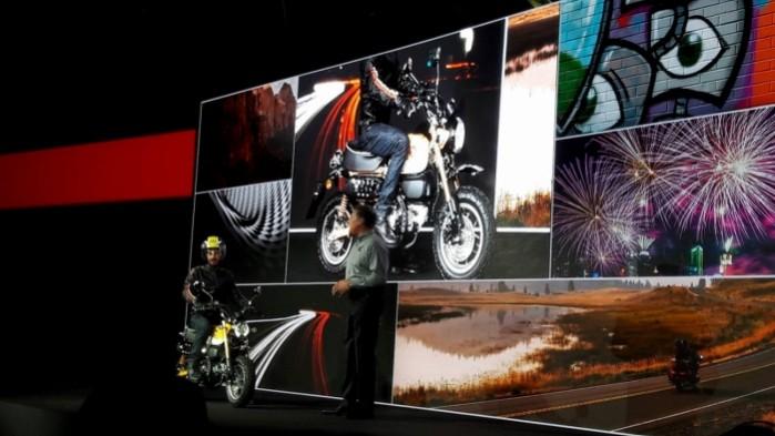 Honda Monkey 2018 prezentacja