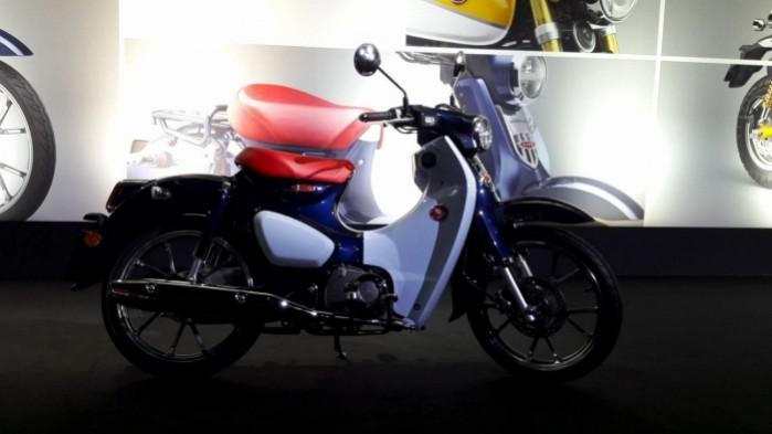 Honda Super Cub koncept