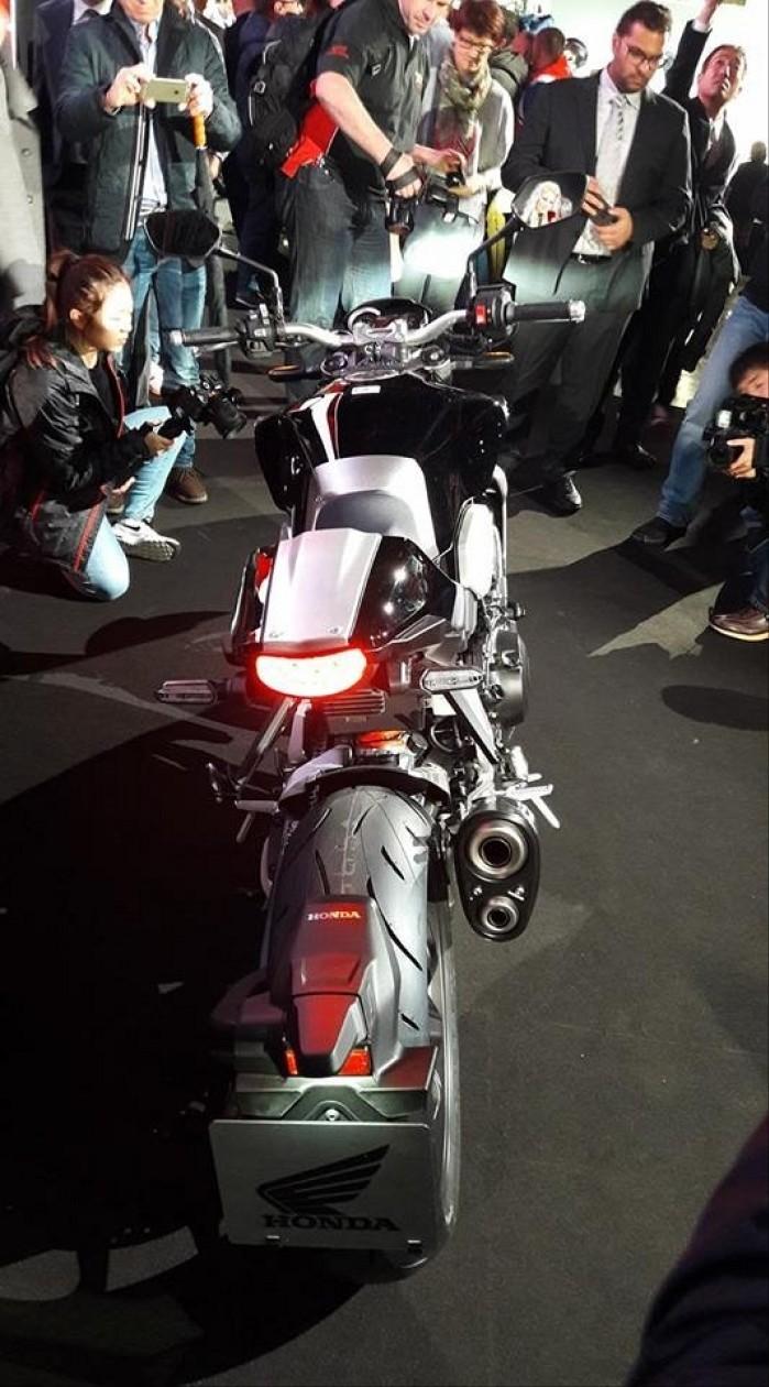 Honda cb1000R 2018 Eicma