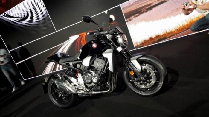 Nowa Honda CB1000R