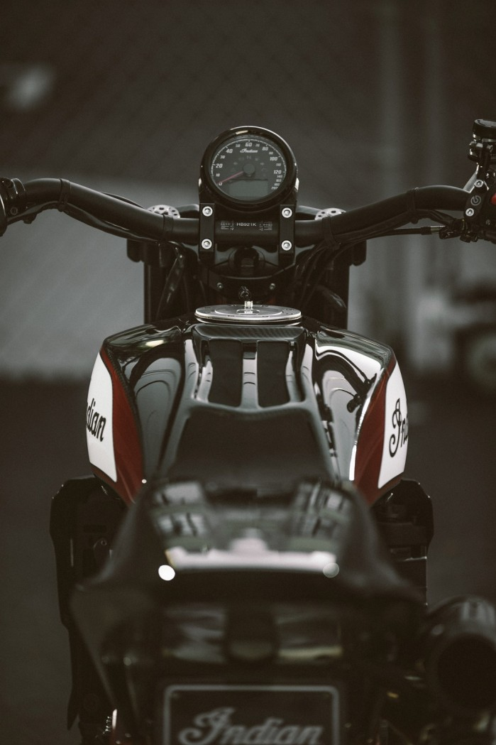 Indian Scout FTR1200 2018