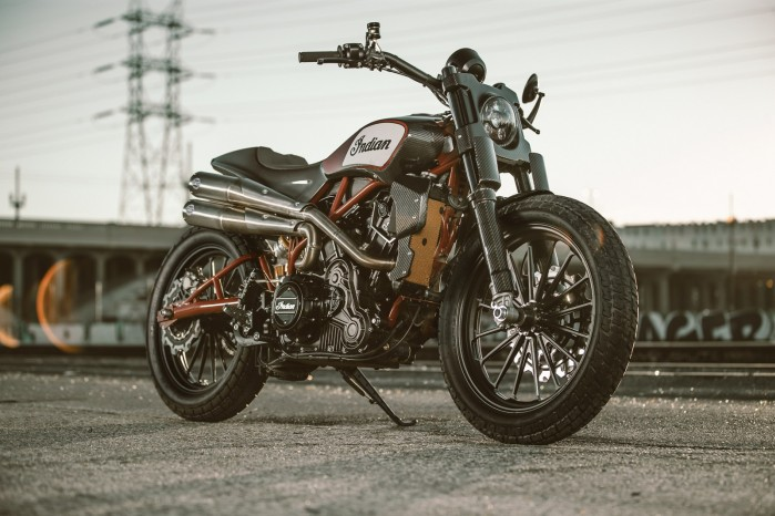 Indian Scout FTR1200 2018 16