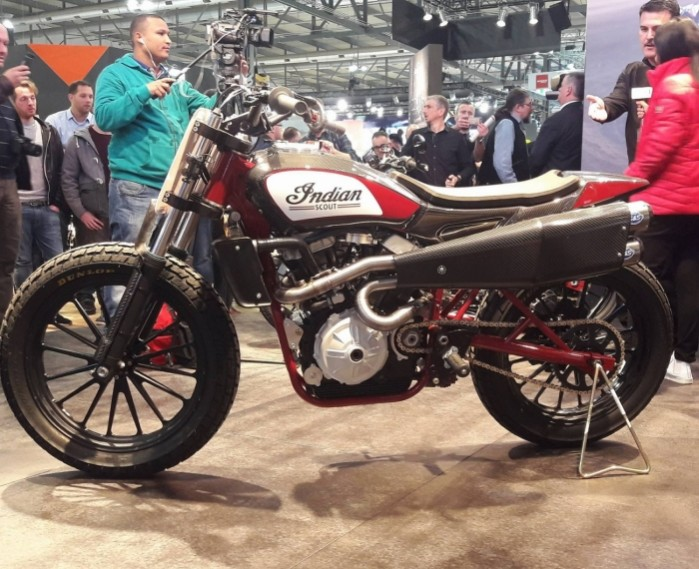 Indian Scout FTR1200 FlatTrack
