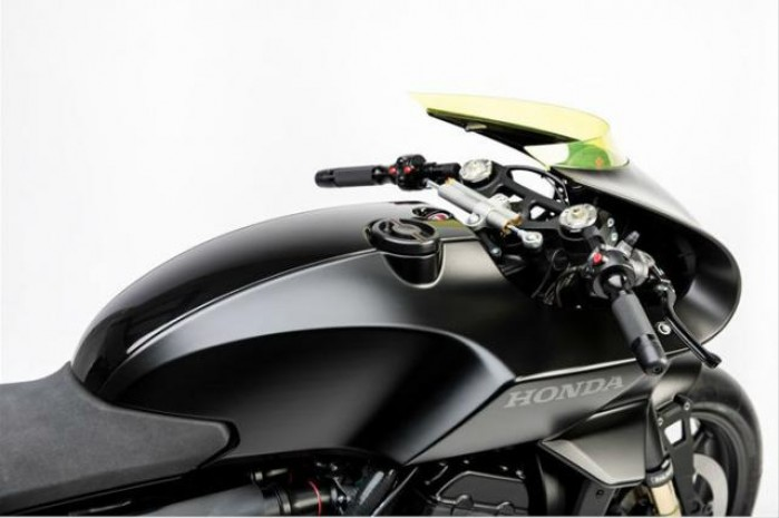 CB4 Interceptor concept Honda EICMA