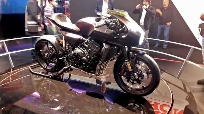 Honda CB4 Interceptor Eicma