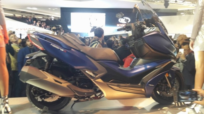 Kymco Xciting 400 ABS 2018