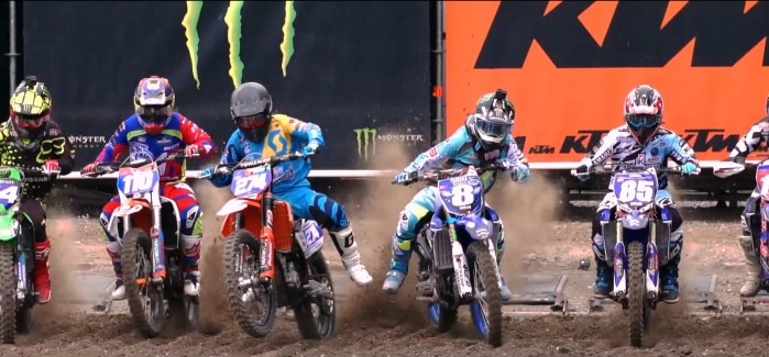 Dunlop i mistrzowie MX