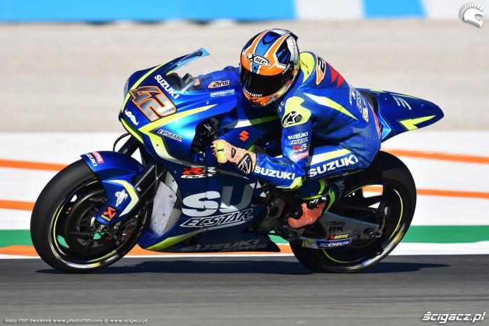 MotoGP Walencja 2017 42 Alex Rins Ecstar Suzuki 11