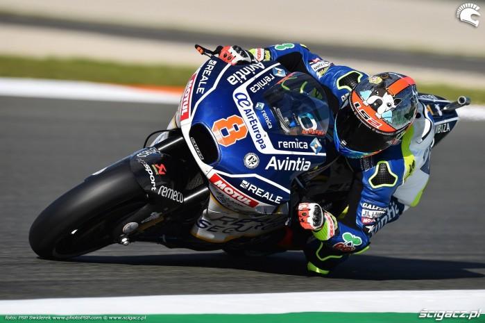 MotoGP Walencja 2017 8 Hector Barbera Avintia Ducati 12