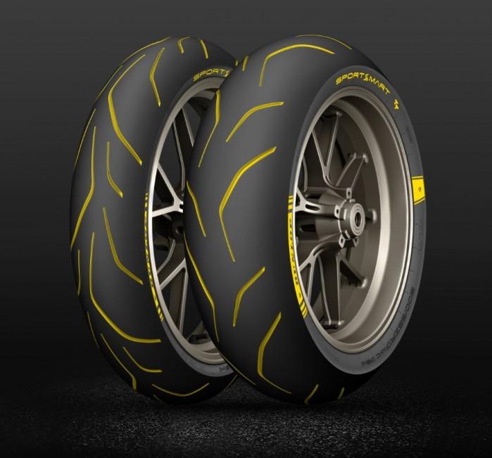 Dunlop SportSmart TT zadebiutuje jako nowy produkt na rynku opon na tor i droge 1