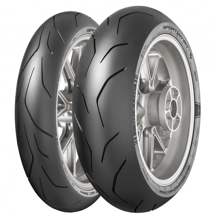 Dunlop SportSmart TT zadebiutuje jako nowy produkt na rynku opon na tor i droge 2