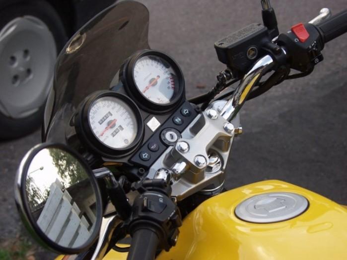 hornet cb 600 zegary