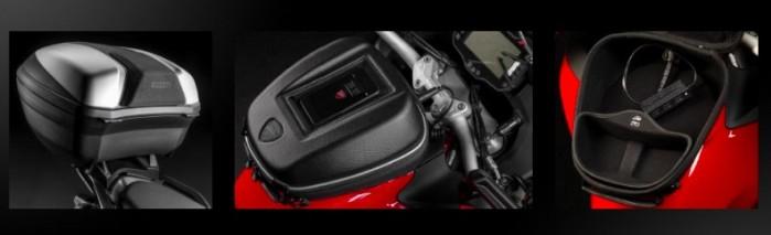 akcesoria Ducati