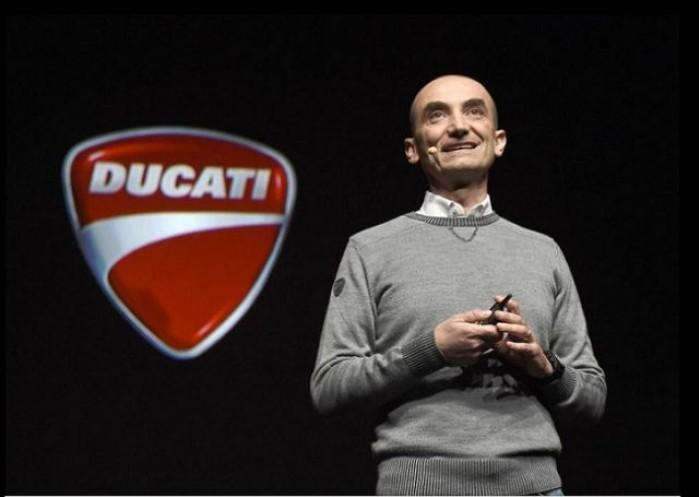 Claudio Domenicali Ducati